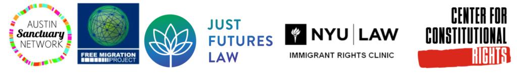 Logos for ASN and partner organizations